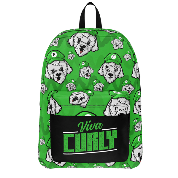 Viva Curly Backpack