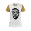 CJ SO COOL: FACE T-SHIRT- WOMEN