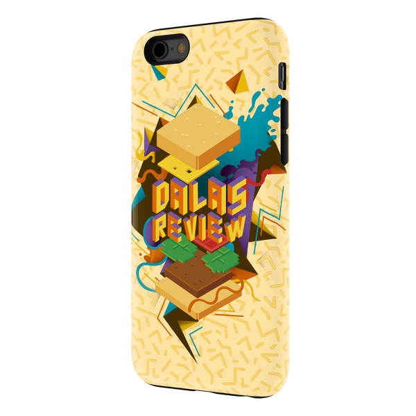 DALAS REVIEW: BURGER IPHONE 6 TOUGH CASE
