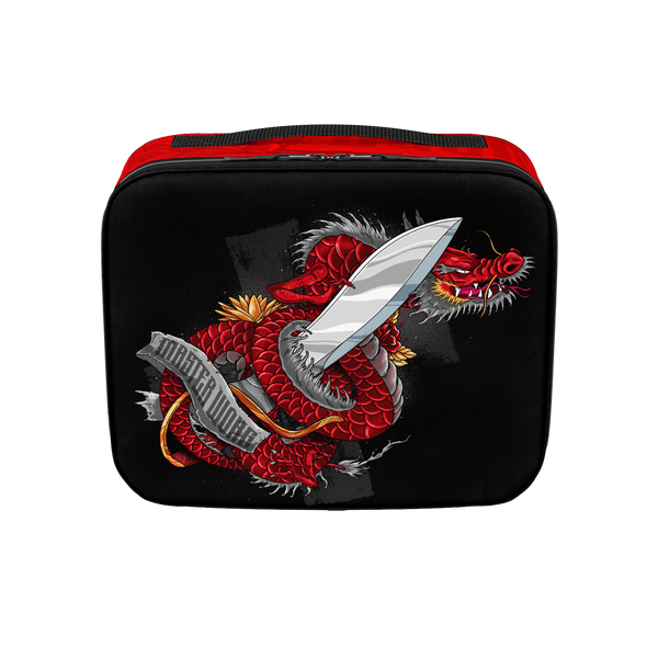 MASTER WONG: DRAGON LUNCHBOX