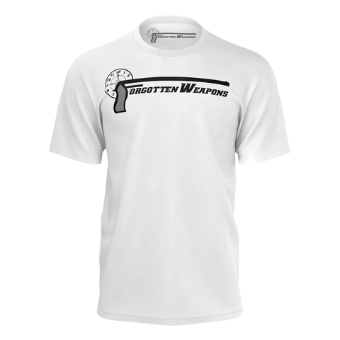 FORGOTTEN WEAPONS: WHITE T-SHIRT