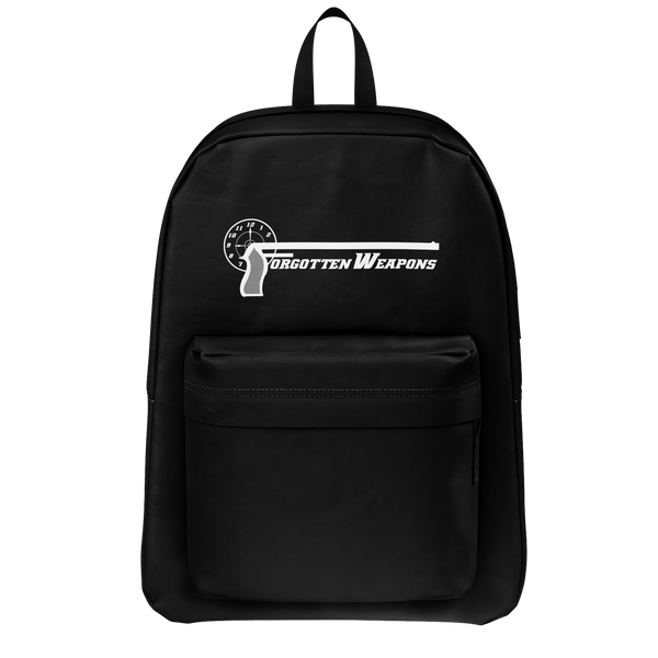 FORGOTTEN WEAPONS: BLACK BACKPACK