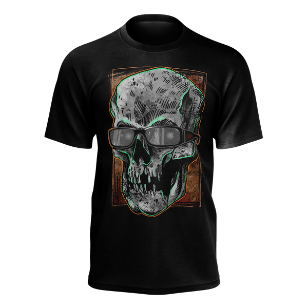 Skull Glasses T-Shirt