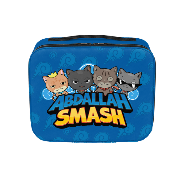 ABDALLAHSMASH026: SMACHCATS LUNCHBOX