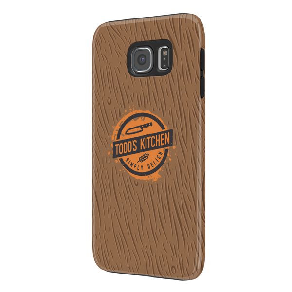 TODD'S KITCHEN: WOOD SAMSUNG GALAXY CASE