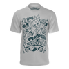 BOOTRAMP: GAMING GRAY T-SHIRT