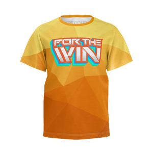 For The Win T-Shirt  - Boys