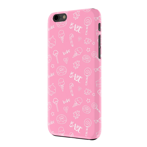 ALEXA MAE: BABE IPHONE 6 SLIM CASE