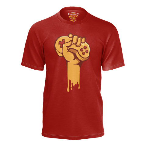 LES PIZZA GUYS: REVOLUTION PIZZA T-SHIRT