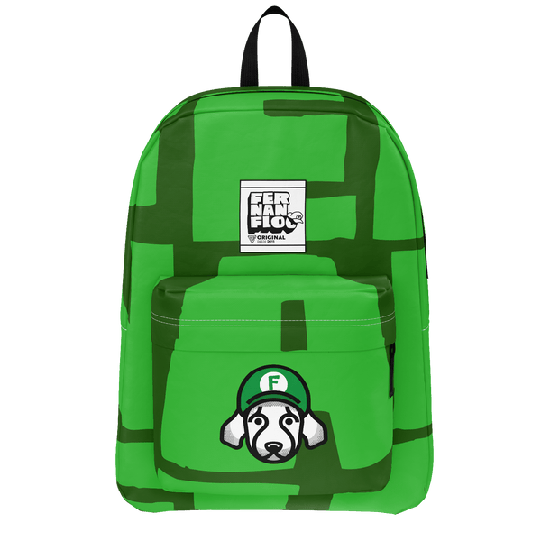 FERNANFLOO: CURLY BACKPACK