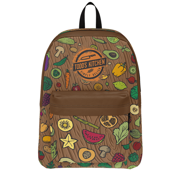 TODDS' KITCHEN: FOOD BACKPACK