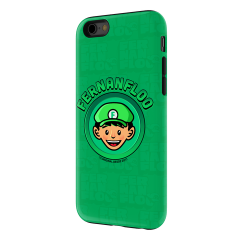 FERNANFLOO: FERNANSITO IPHONE 6/6S TOUGH CASE
