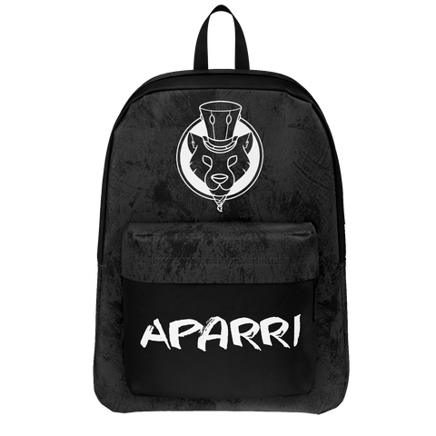 APARRI: BLACK BACKPACK