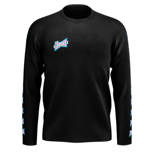 Trap Longsleeve - Black