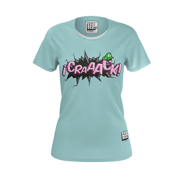 FERNANFLOO: CRAAAK T-SHIRT - WOMEN