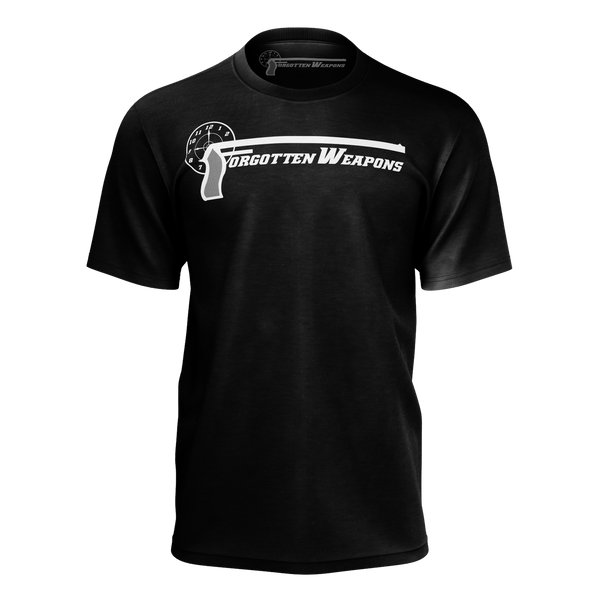 FORGOTTEN WEAPONS: BLACK T-SHIRT