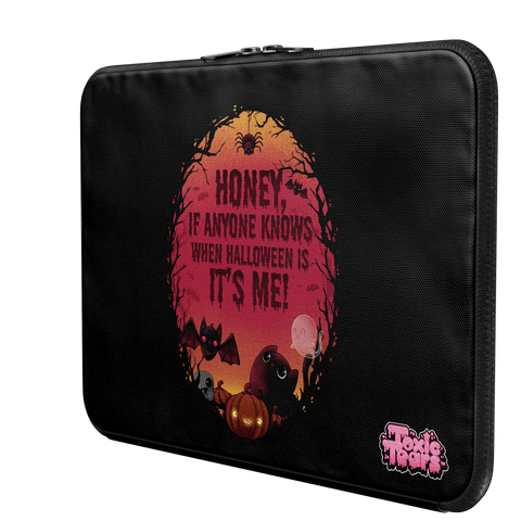 TOXIC TEARS: QUOTE LAPTOP CASE