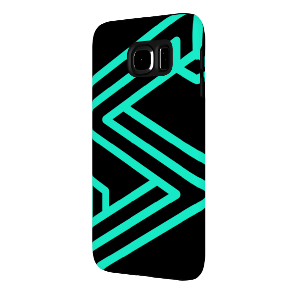 SQUADRON: NEON - SAMSUNG GALAXY S6 TOUGH CASE