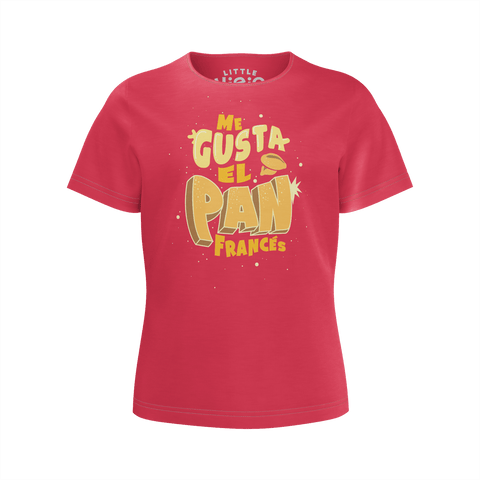 Little Viejo: Pan Frances Tee - Girls