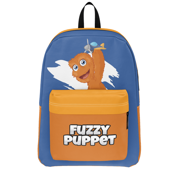 FUZZY PUPPET: FUZZ BACKPACK