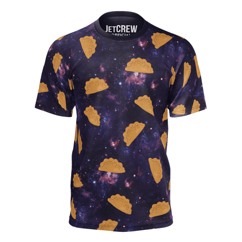 JETCREW: SPACE PEIROGI T-SHIRT