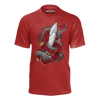 MASTER WONG: RED DRAGON T-SHIRT