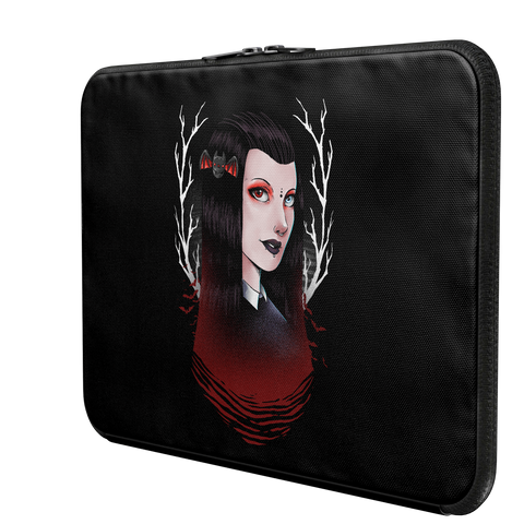 TOXIC TEARS: PORTRAIT LAPTOP CASE