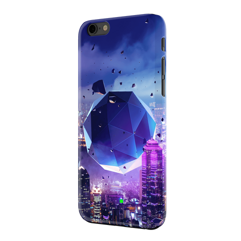 TGN: GALAXY - IPHONE 6/6s SLIM CASE