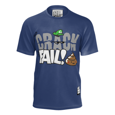 FERNANFLOO: CRACK T-SHIRT