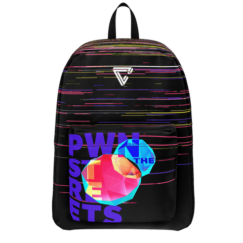 TGN: GLITCH BLOCKS BACKPACK