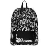 Questions Backpack