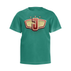 JAYSHOCKBLAST: GREEN J T-SHIRT - BOYS