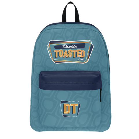DOUBLE TOASTED: LOGO BACKPACK