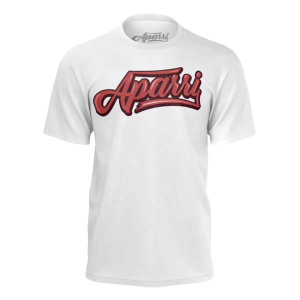 APARRI: WHITE T-SHIRT