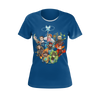 SQUADRON: BLIZZCON 2016 T-SHIRT - WOMEN