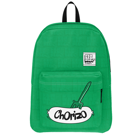 FERNANFLOO: CHORIZO BACKPACK