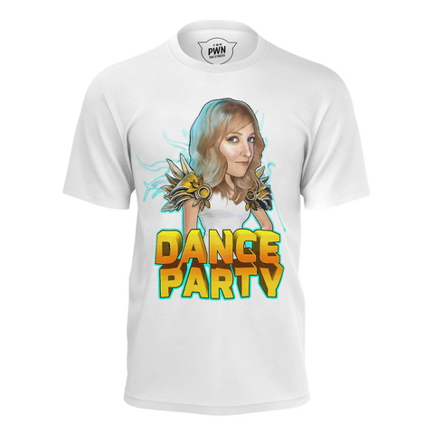 SQUADRON: DANCE PARTY T-SHIRT