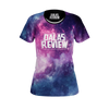 DALAS REVIEW: SPACE T-SHIRT - WOMEN