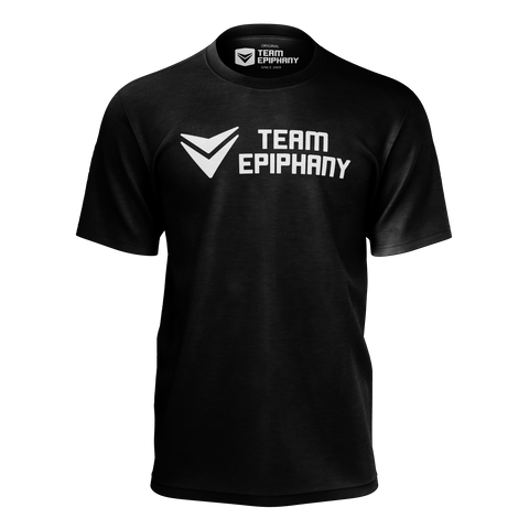 TEAM EPIPHANY: BLACK & WHITE PREMIUM T-SHIRT