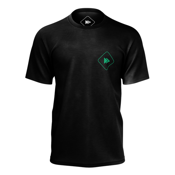 EVENTVODS: BLACK T-SHIRT