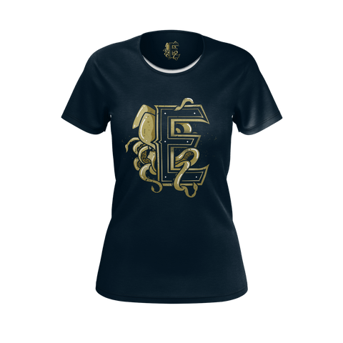 ELANIP: LOGO T-SHIRT - WOMEN