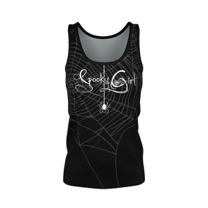 Spooky Girl Tank Top - Women