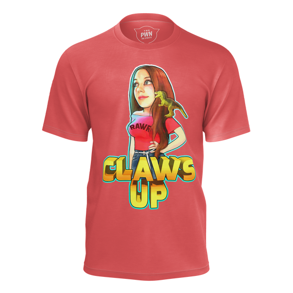 SQUADRON: CLAWS UP T-SHIRT