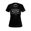 BEYOND THE TRAILER: BLACK COUNTDOWN  T-SHIRT - WOMEN