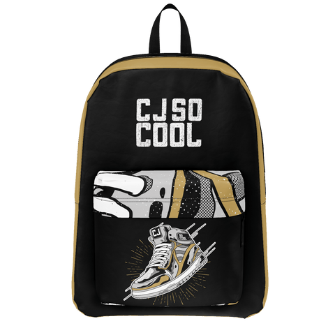 CJ SO COOL: SNEAKER BACKPACK