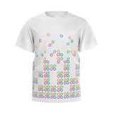 Bubbles Tee - Youth