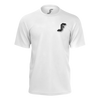 JACKFRAGS: WHITE LOGO T-SHIRT