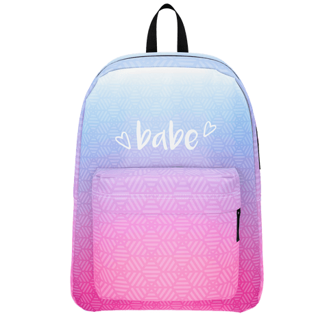 ALEXA MAE: BABE BACKPACK
