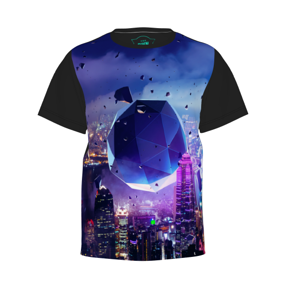 TGN: GALAXY T-SHIRT - BOY'S