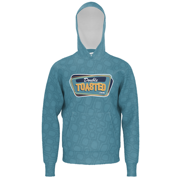 DOUBLE TOASTED: LOGO HOODIE